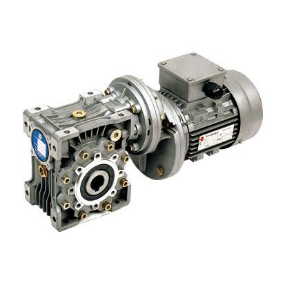 Редукторы, мотор-редукторы цилиндро-червячные РС+ NMRV